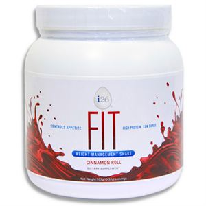 Picture of FIT Shake - Cinnamon Roll