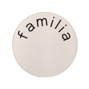 Picture of Familia Large Silver Coin